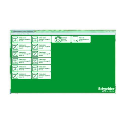 Schneider Electric - Conext Configuration Tool - Software
