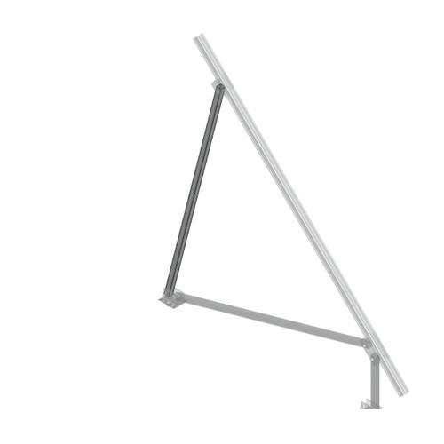 Schletter - PVMax - Back Strut - 45 degree - Assy