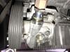 VW CADDY 1.6L PETROL USED POWER STEERING PUMP TRAVELED 46000KM