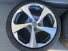 AUDI a3 8V USED 18 INCH MAG WHEELS WITH TYRES TRAVELED 5000KM 8V0601025DB