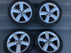 AUDI A3 8P 2004-2012 USED 17 INCH S LINE MAG WHEELS AND TYRE 8PO 601 025 AL