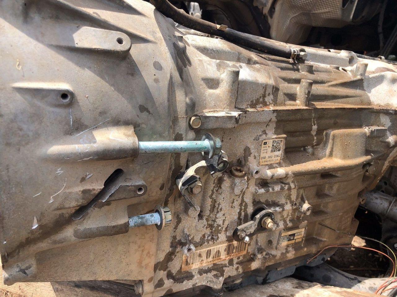 VW TOUAREG V6 PETROL 2003-2005 USED TRANSMISSION AISIN AW GLJ CODE
