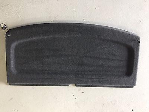VW GOLF MK5 MK6 2005-2010 REAR PARCEL SHELF IN DARK GREY / BLACK COLOUR