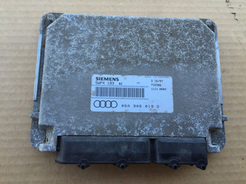 AUDI A3 8L 1997-1999 1.6L AEH MANUAL USED ENGINE ECU 06A 906 019 D