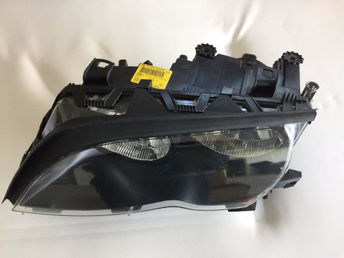 BMW E46 SEDAN SERIES 2 2002-2005 USED LH STANDARD TYPE HEADLIGHT 0 301 177 601