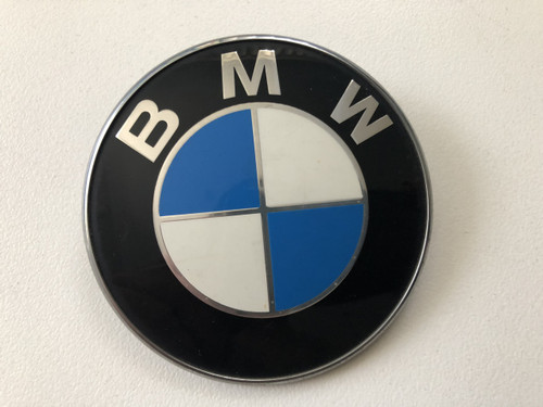 BMW E46 39 90 F SERIES BOOT BADGE USED 51.14-8 219 237