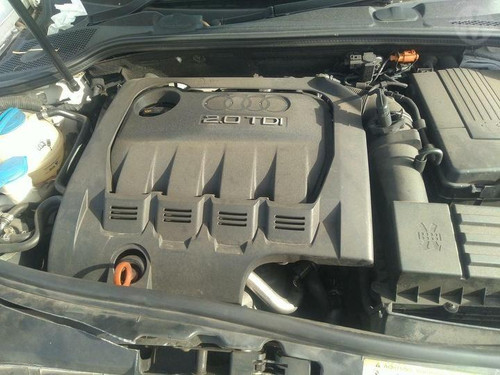 AUDI A3 8P 2L TDI 6 SPEED DSG LQT TRANSMISSION TRAVELLED 123323KM