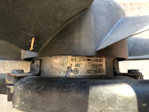 VW BEETLE USED ENGINE FAN 1CO 959 455