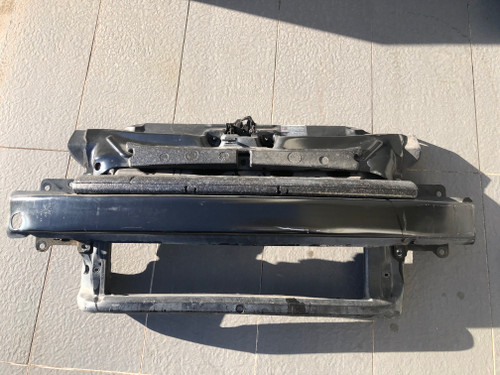 VW BEETLE 2000-2010 USED RADIATOR SUPPORT WITH REO AND LOCK