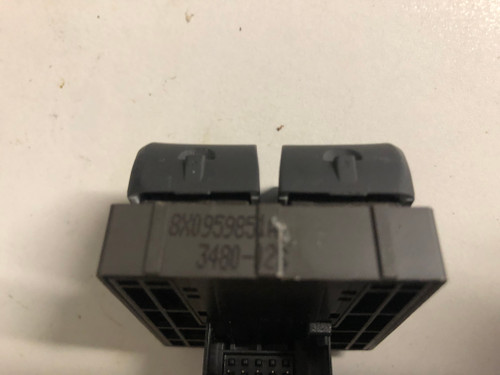AUDI A1 USED WINDOW SWITCH PACK 8X0 959 851 A
