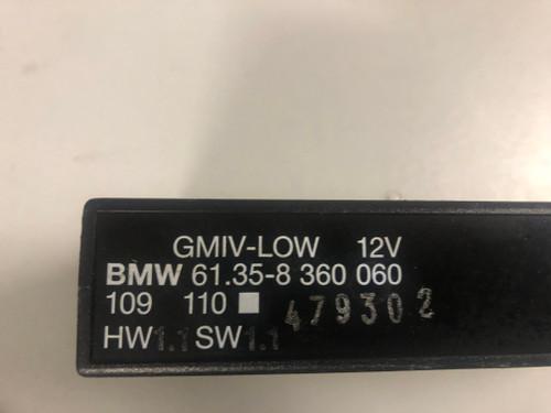 BMW E36 COUPE USED BODY CONTROL MODULE 61.35-8 360 060