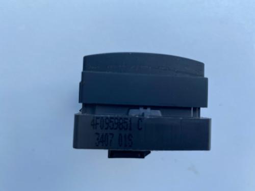 AUDI A3 8P A6 4F USED WINDOW SWITCH PACK 4F0 959 851 C