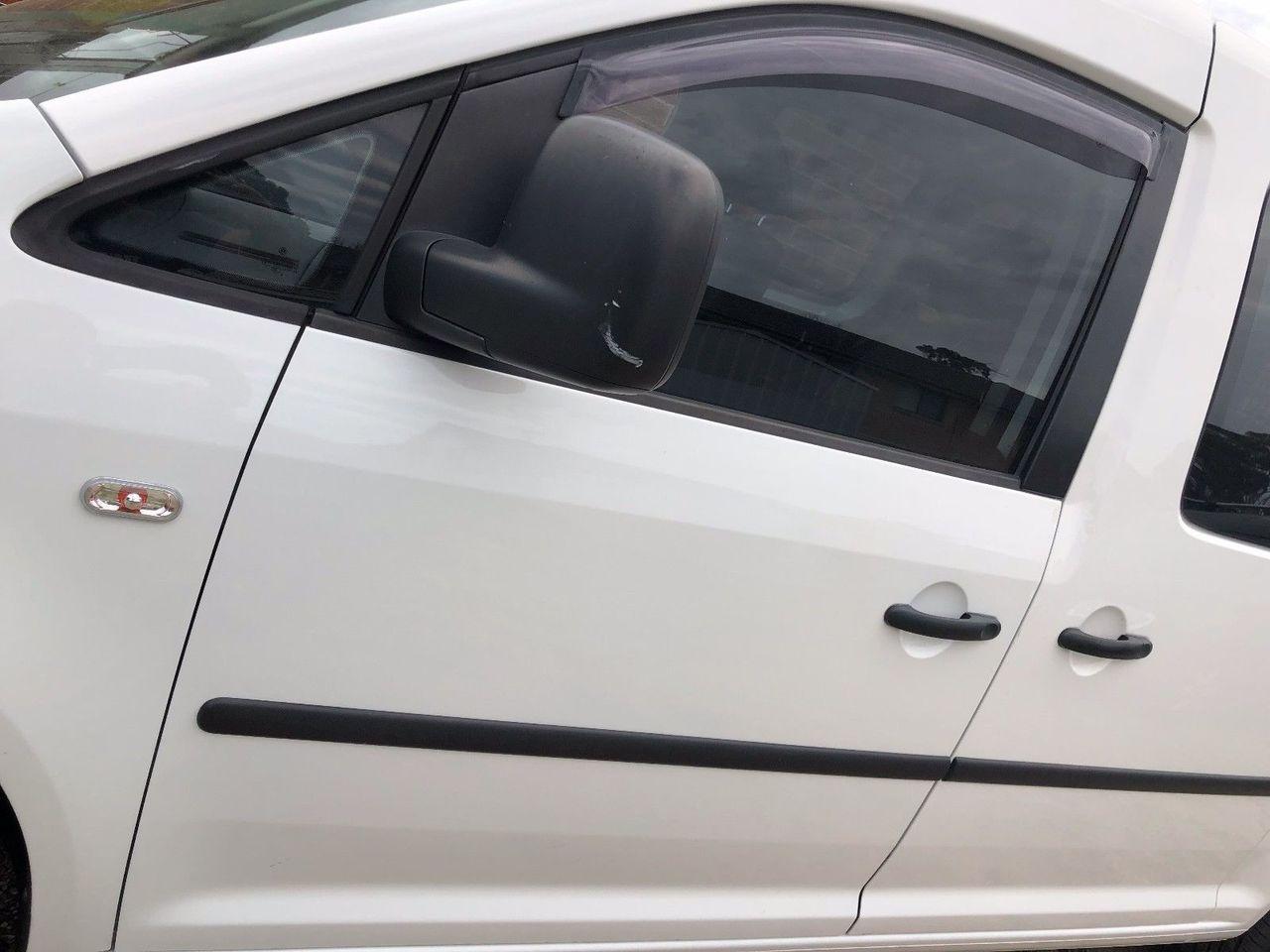 Volkswagen Caddy 2008 2014 Used Lhf Door Shell In White Paint Code