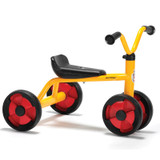Pushbike for One