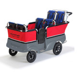 Turtle Kiddy Bus 6-Seater