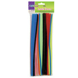 """Jumbo Stems, Assorted, 12"""" x 6 mm, 100 Pieces"""