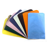 """Pinch Bottom Bags, Assorted Colors, 6"""" x 9"""", Pack of 28"""