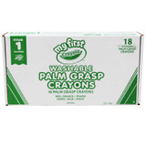 My First Crayola¬ Washable Palm-Grasp Crayons Classpack¬ Assortment