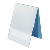 """Two-Sided Self-Portrait Mirrors, Natural, 7.875"""" x 11"""", 1 Count"""