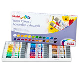 Water Colors, Set of 24 Tubes