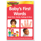 Baby's First Words DVD, Body Parts, Family, Feelings & More