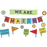 We Are Amazing Bulletin Board Set, 22 Pieces