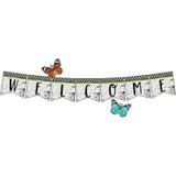 Woodland Whimsy Welcome Bulletin Board Set