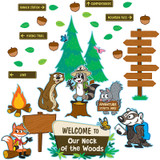 Ranger Rick¨ Welcome to Our Neck of the Woods Bulletin Board