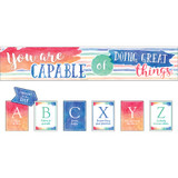 Your Are Capable of Doing Great Things Bulletin Board Set