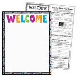 """Welcome Color Harmonyª Learning Chart, 17"""" x 22"""""""