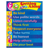 """Getting Along Learning Chart, 17"""" x 22"""""""