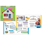 Grow with STEAM Board Book, My House