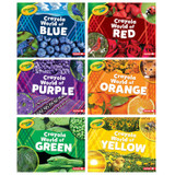 Crayola¬ World of Color Books, Set of 6