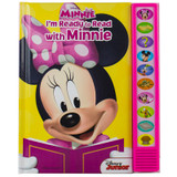 I'm Ready to Read Book Minnie Mouse