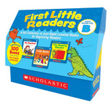 First Little Readers Books, Guided Reading Level B, 5 Copies of 20 Titles