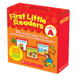 First Little Readersª Book Parent Pack, Guided Reading Level A, 25 Books