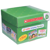 Little Leveled Readers Book: Level D Box Set, 5 Copies of 15 Titles