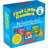 First Little Readersª Book Parent Pack, Guided Reading Level A, Set of 25 Books