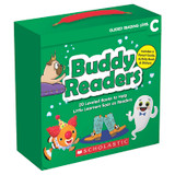 Buddy Readers (Parent Pack): Level C