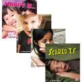 Know Your Emotion Book Set, Set of 4