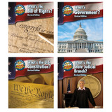 First Guide to Government Book Set, Set of 4