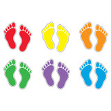 Footprints Classic Accents¨ Variety Pack, 36 ct