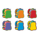 Bright Backpacks Classic Accents¨ Variety Pack, 36 ct