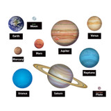 Planets Classic Accents¨ Variety Pack, 132 ct