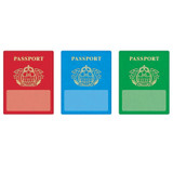 Passports Classic Accents¨ Variety Pack, 36 ct