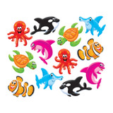 Sea Buddiesª Classic Accents¨ Variety Pack, 36 ct