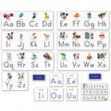 Mickey Mouse Clubhouse¨ Alphabet Line, 17 Pieces