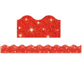Red Sparkle Terrific Trimmers¨, 32.5 ft