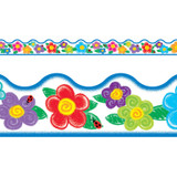 Crayon Flowers Terrific Trimmers¨, 39 ft