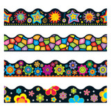 Brights on Black Terrific Trimmers¨, Variety Pack